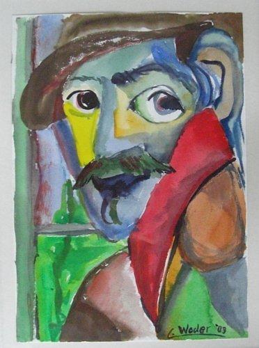 Malerei Menschen
