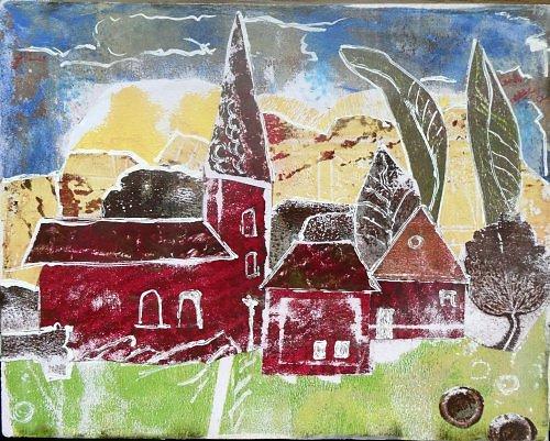 Rotes Dorf