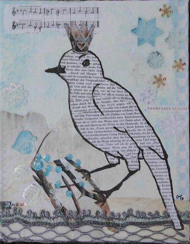 Januar-Vogel